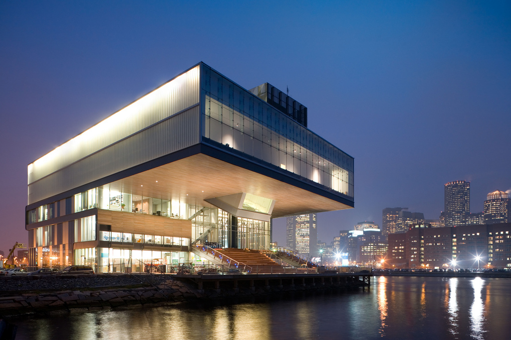 An Art Lover S Guide To Boston S 10 Contemporary Art Galleries