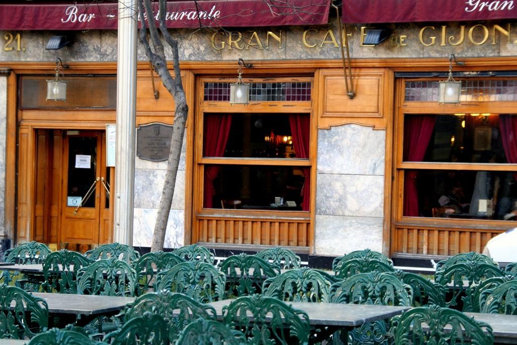 Cafe Gijón|© Manue/Flickr