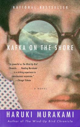 Kafka on the Shore, Murakami © Courtesy of Publishing Perspectives