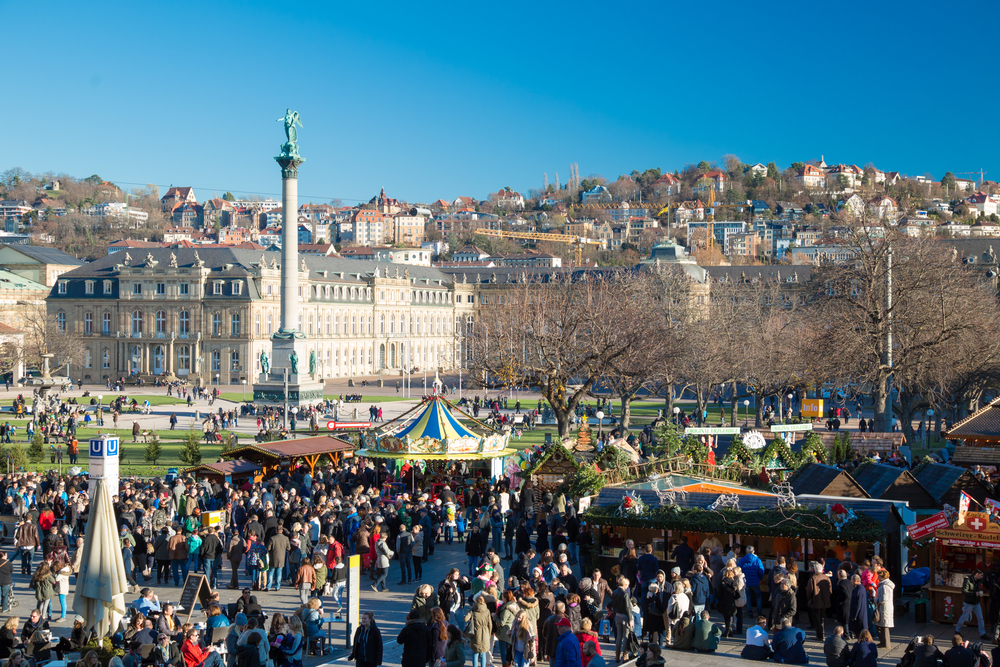 Len Stuttgart the 10 most magical markets in europe