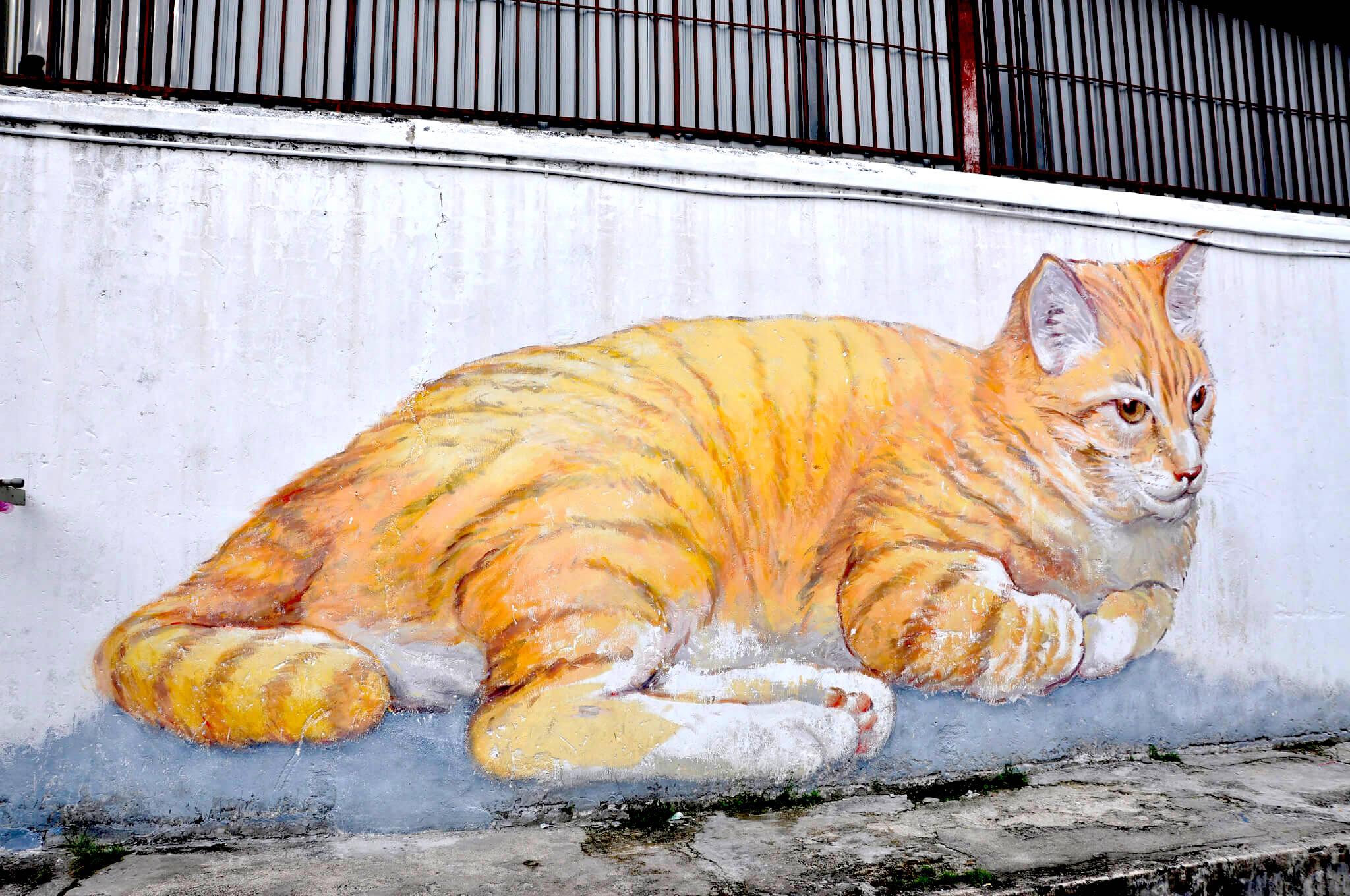 The Best Street Art in George Town, Penang