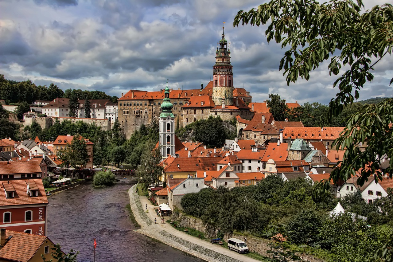 What is interesting in the famous European resort of the Czech Republic
