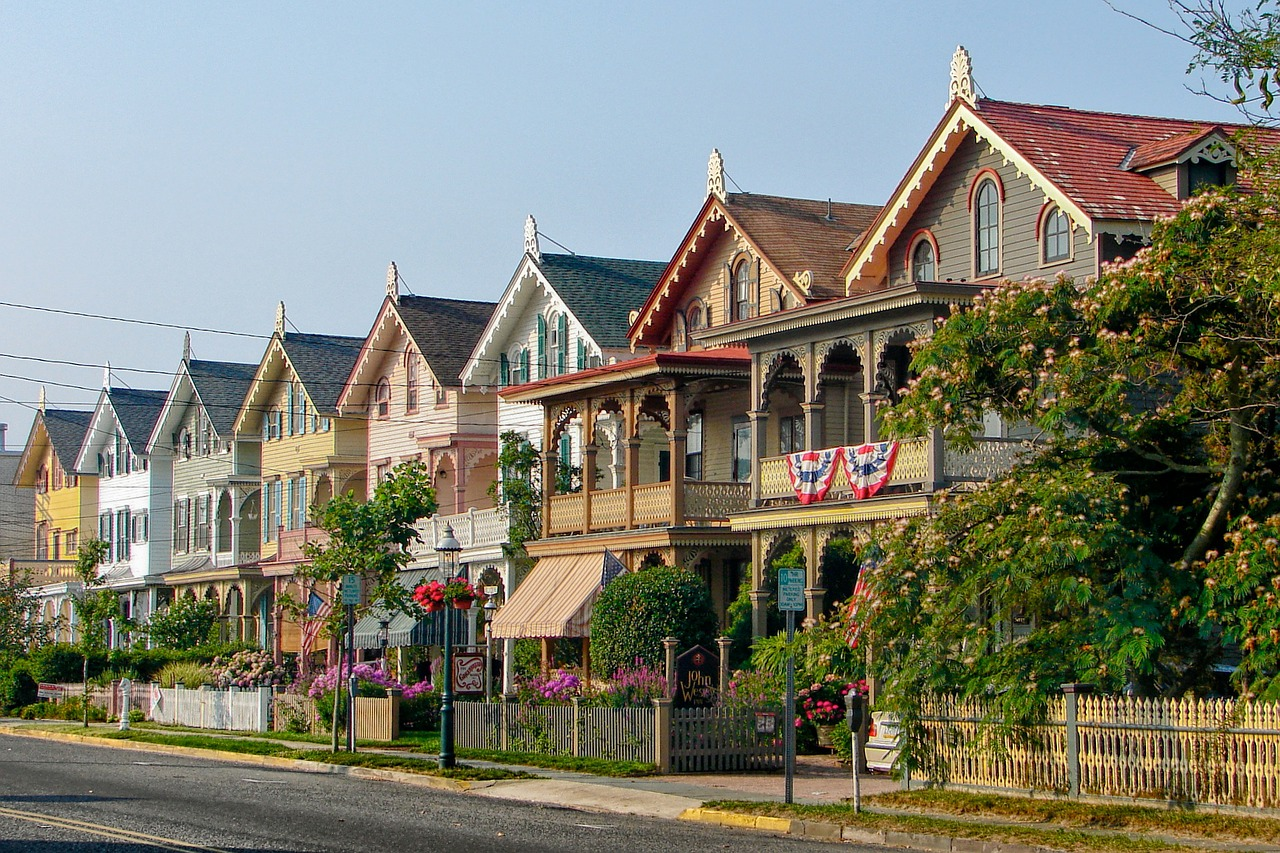 The 10 Most Beautiful Towns in New Jersey, USA