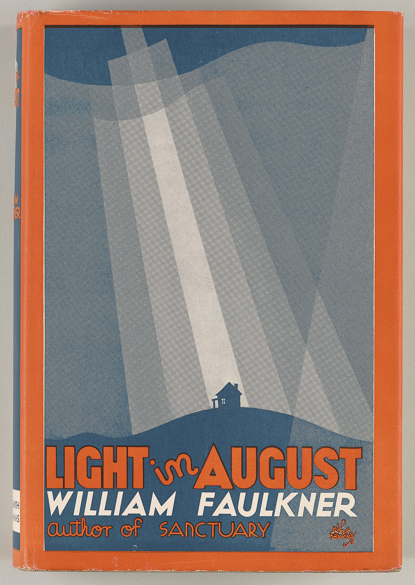 an analysis of metaphors in william faulkners light in august Light in august by william faulkner home light in august analysis august is the way the mood of the novel shifts constantly between light comedy and.