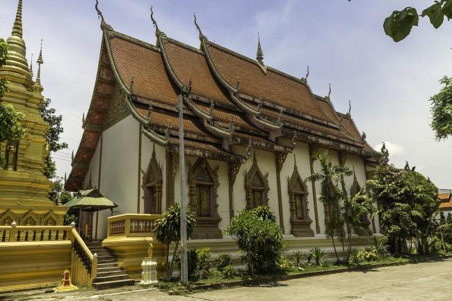 Wat Si Sai Mun, Chiang Rai, Thailand | © Stefan Fussan/Flickr