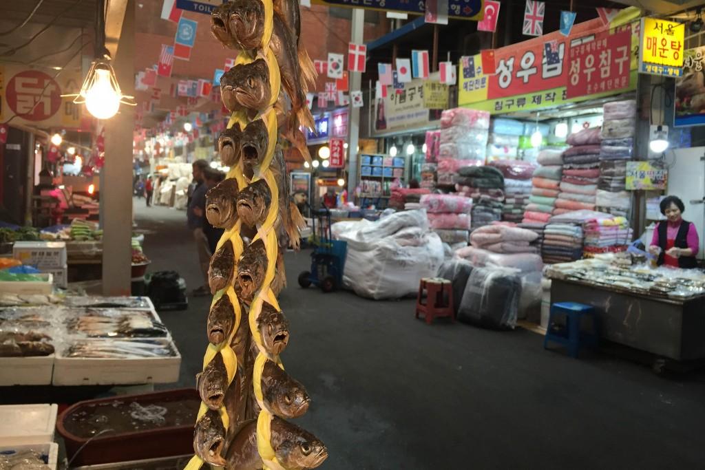 Gwangjang Market | © Paul Keller / Flickr