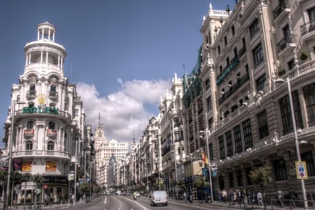 Gran Vía | © Felipe Gabaldon/Flickr