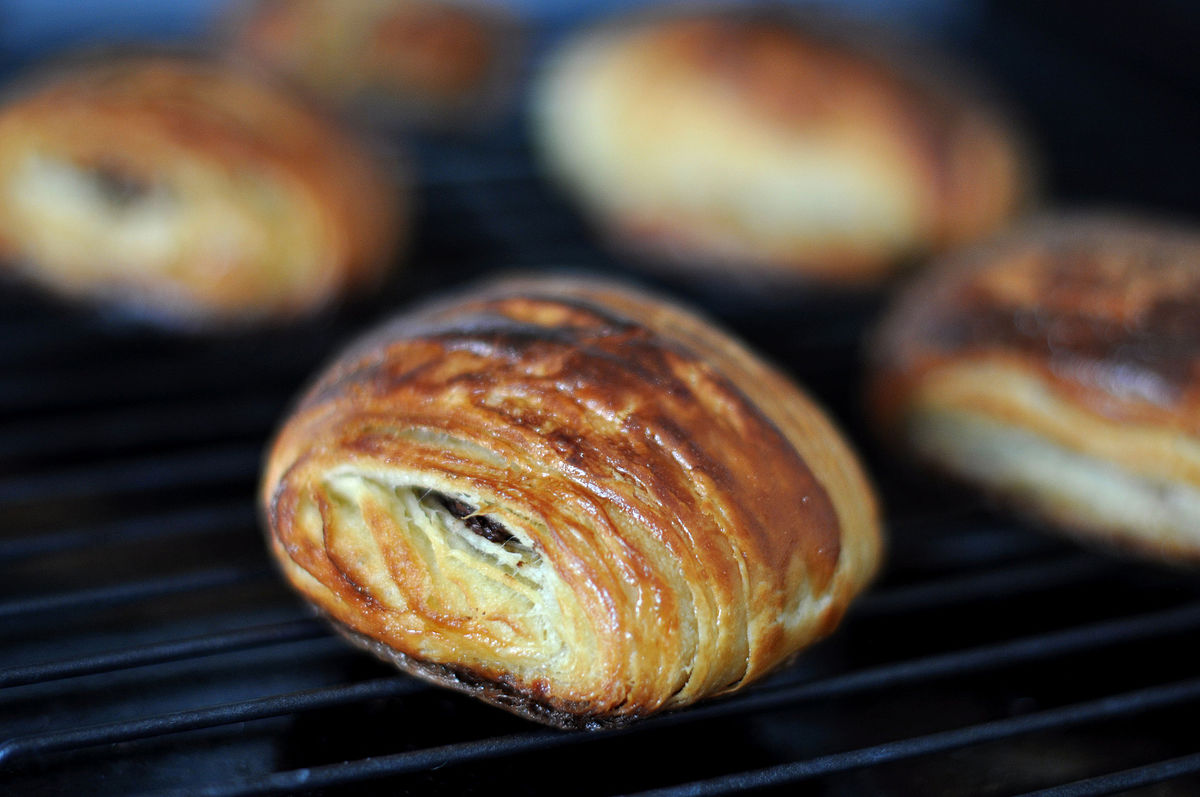 Pain au chocolat | © cyclonebill/WikiCommons