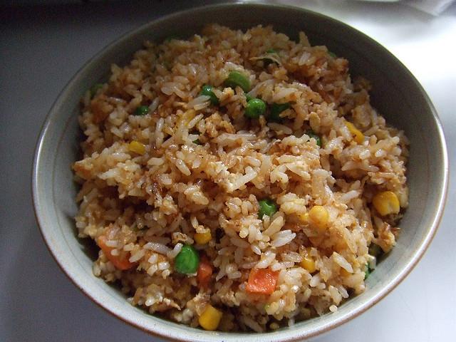 Fried rice | © iza Lagman Sperl/Flickr