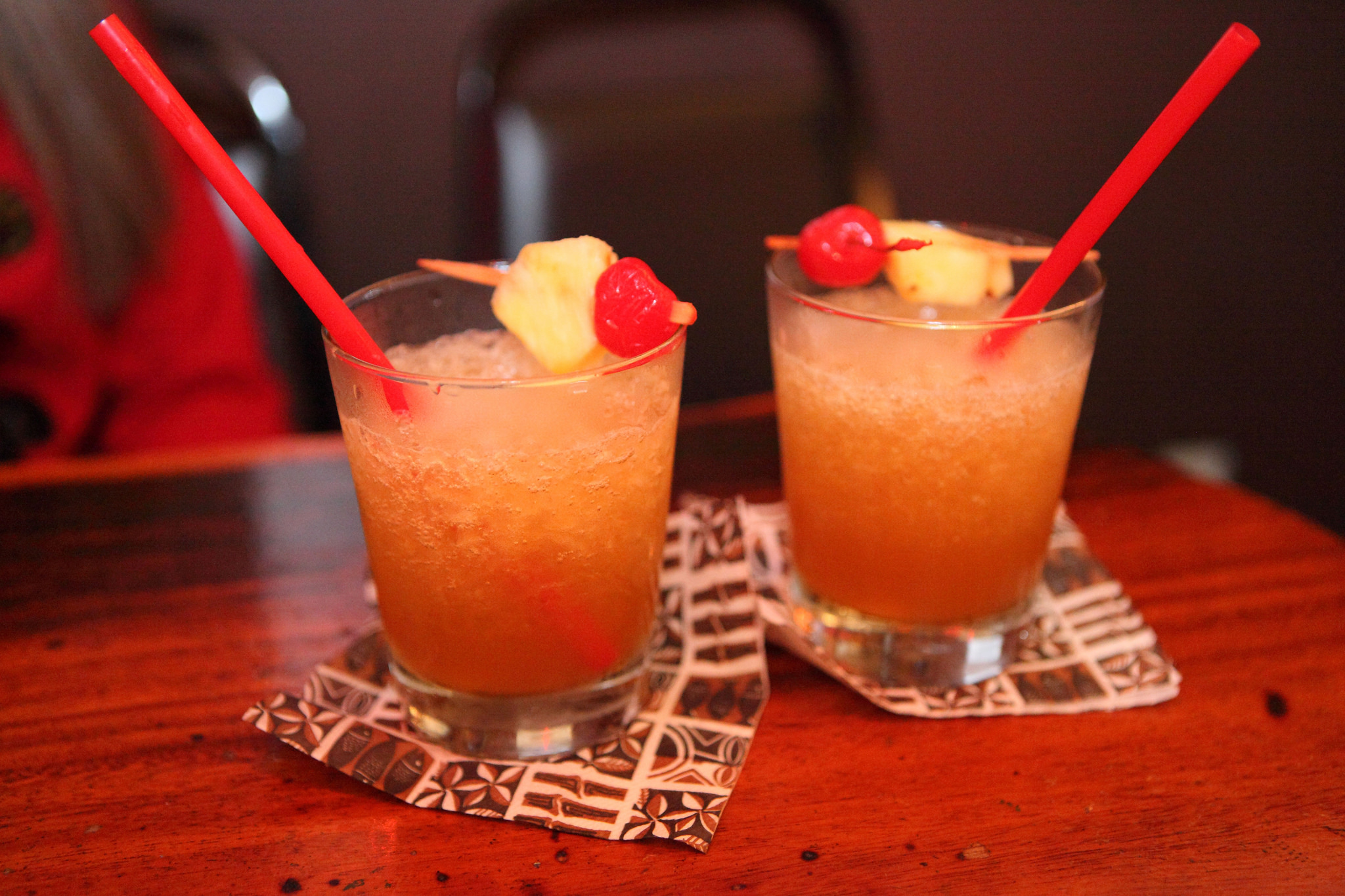 Mai Tais| © Sam Howzit/Flickr