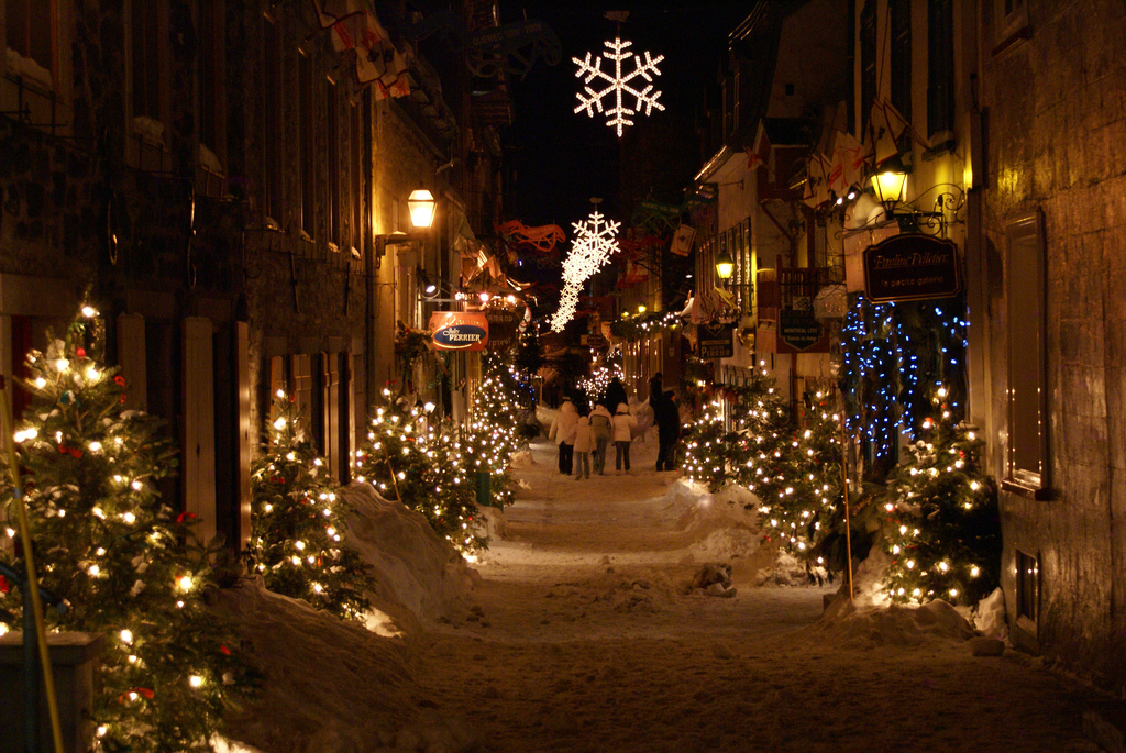 Christmas City.Celebrate Christmas At These 11 Festive Canadian Destinations