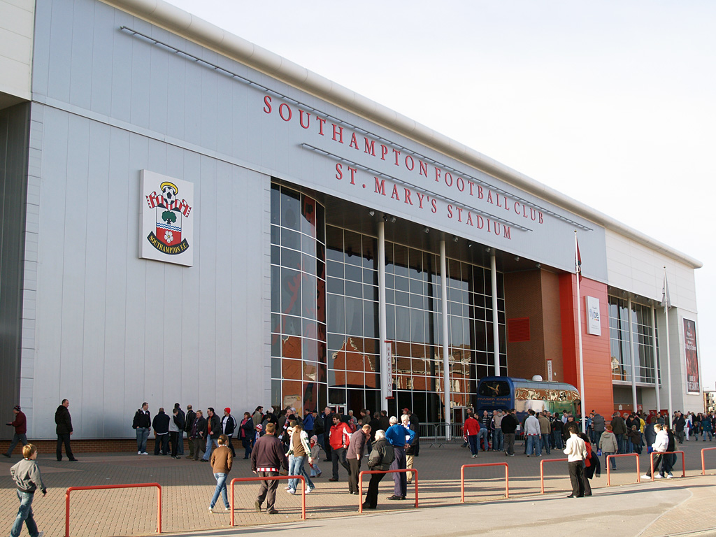 St. Mary's Stadium | © Ingy The Wingy/Flickr