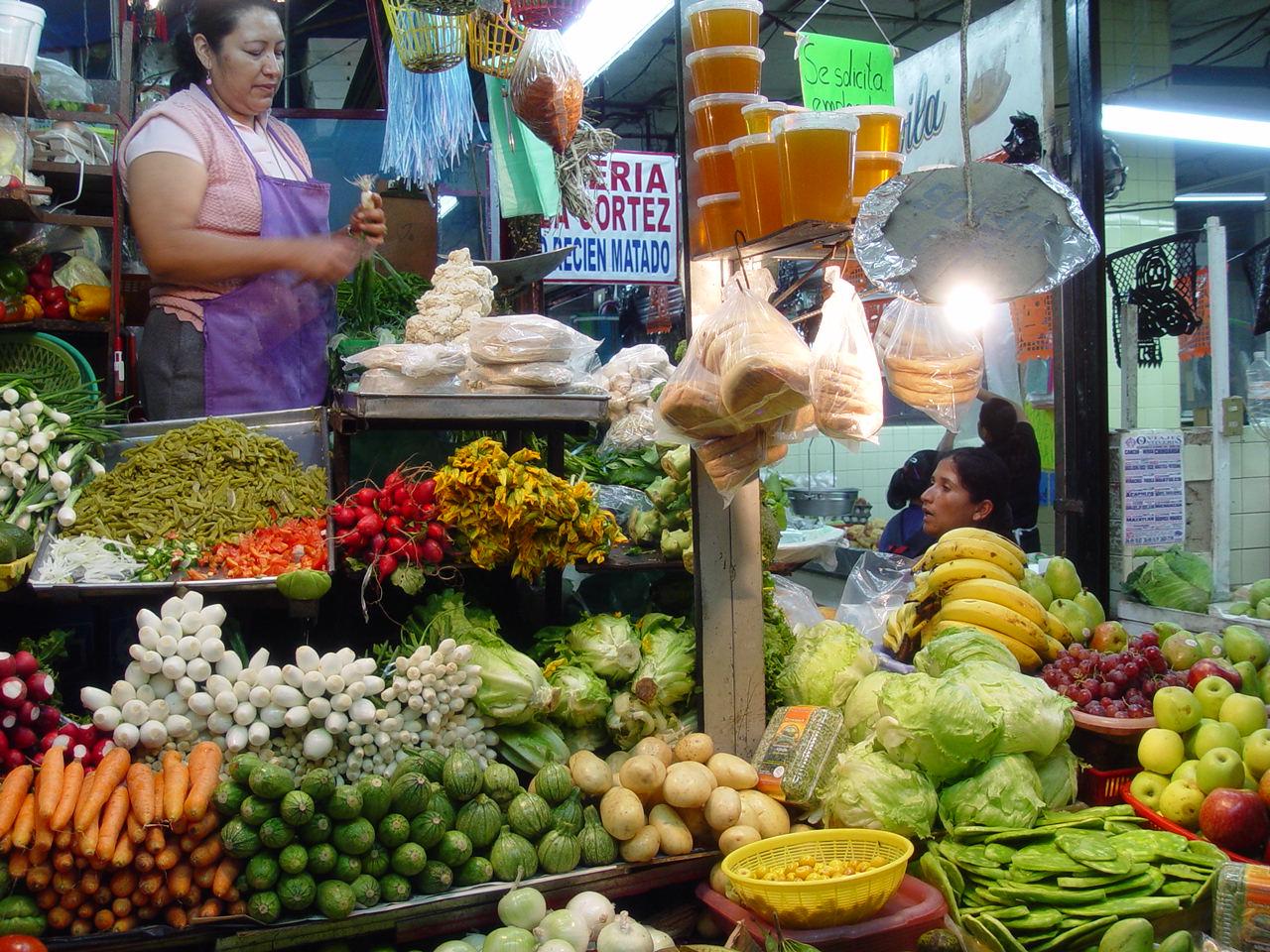 Market © Edifica/Flickr