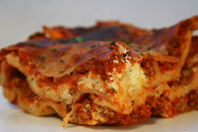 Lasagna | © David K/Flickr