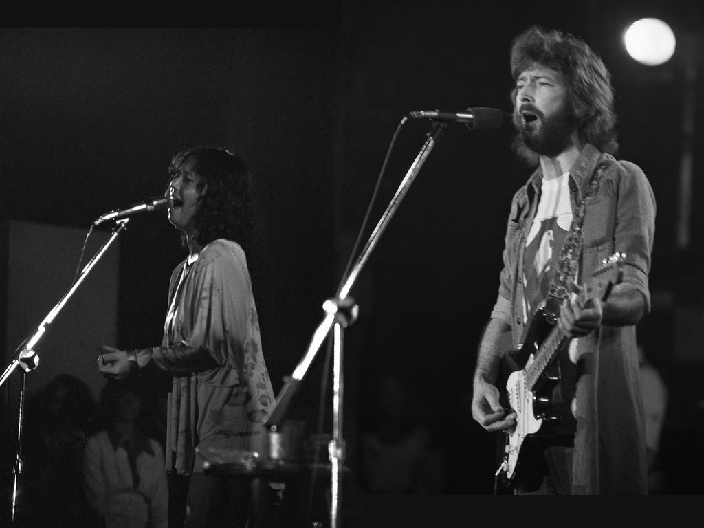 Eric Clapton Live © ultomatt/ flickr