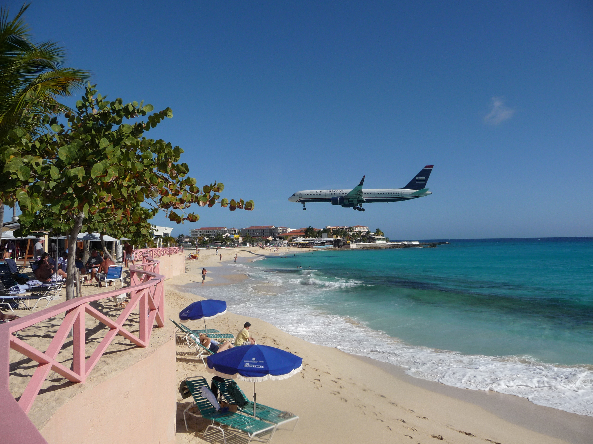the best beaches on st. martin, the caribbean