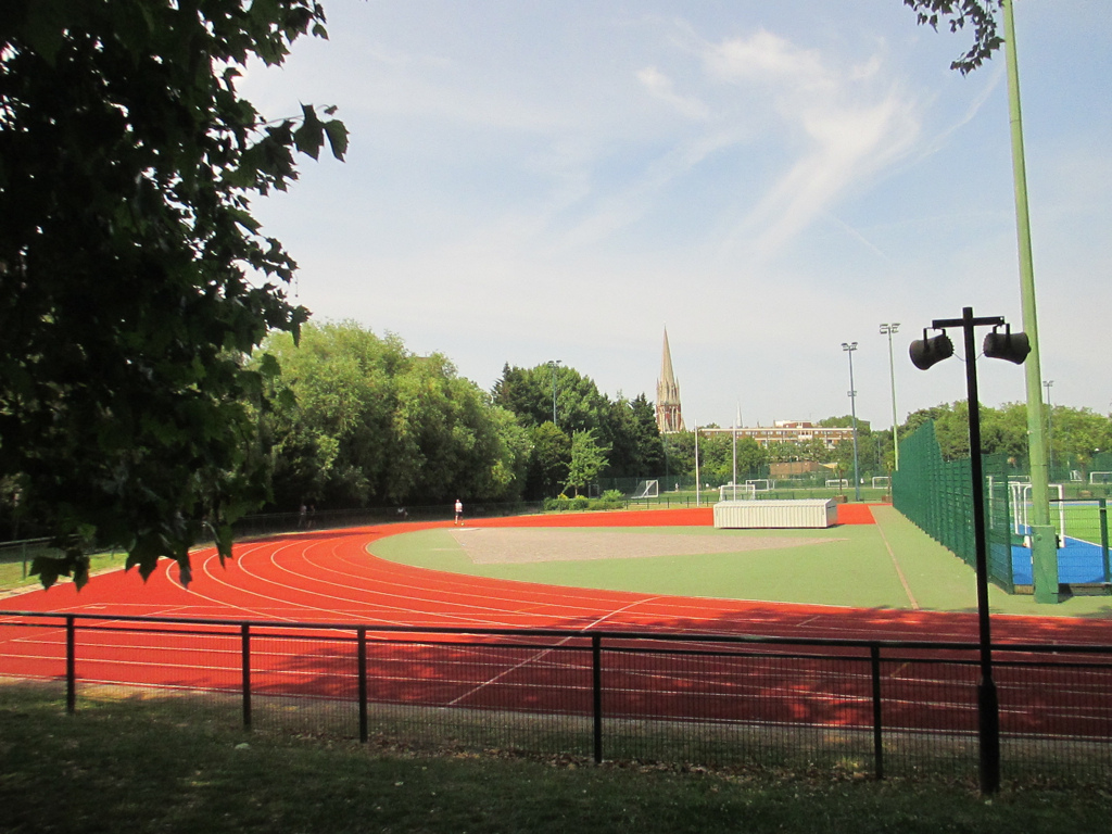 Paddington Recreation Grounds | © Matt Brown/ Flickr