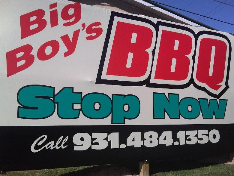 Courtesy of Big Boy's BBQ