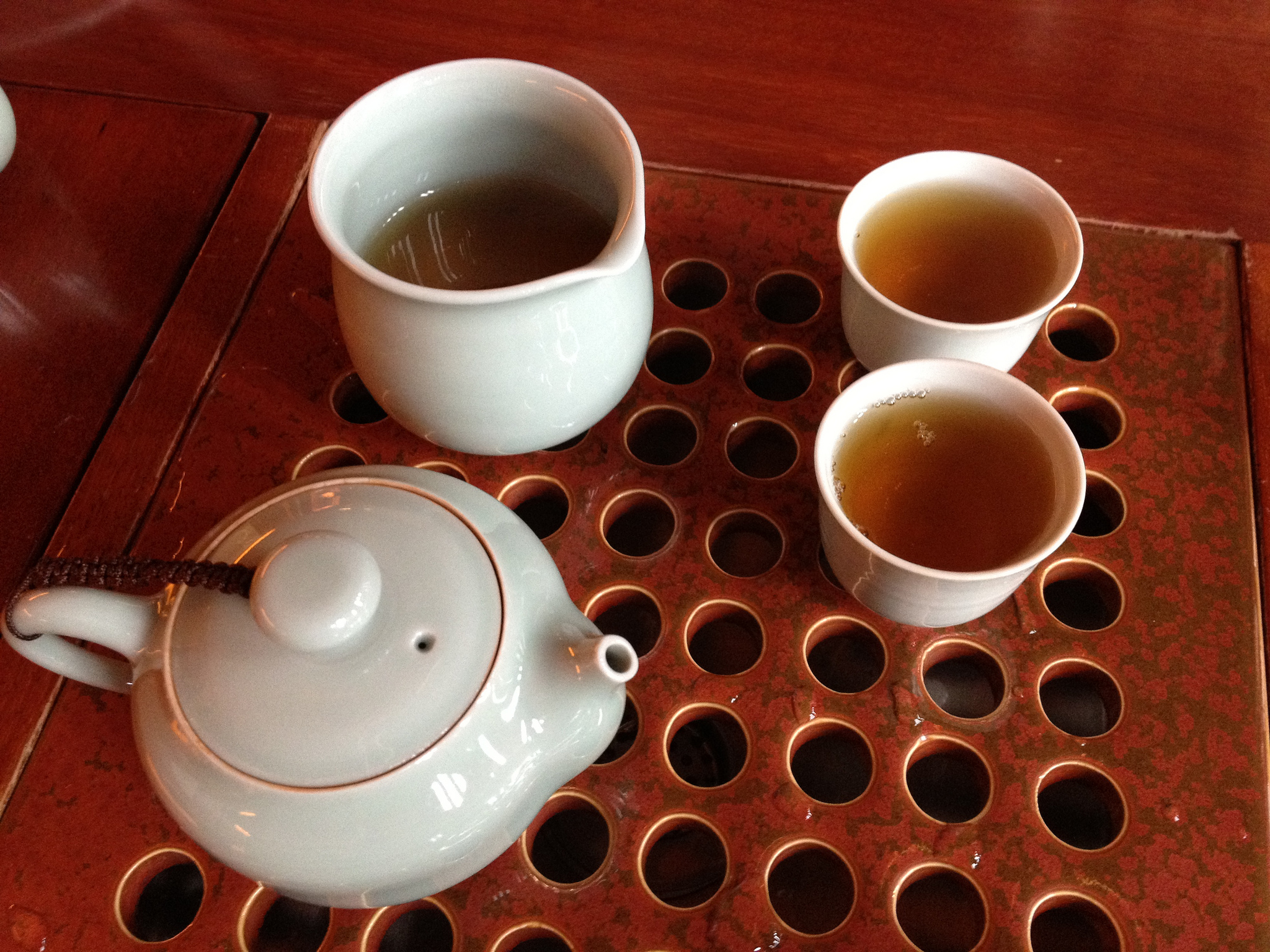Chinese tea | © Anna & Michal/Flickr