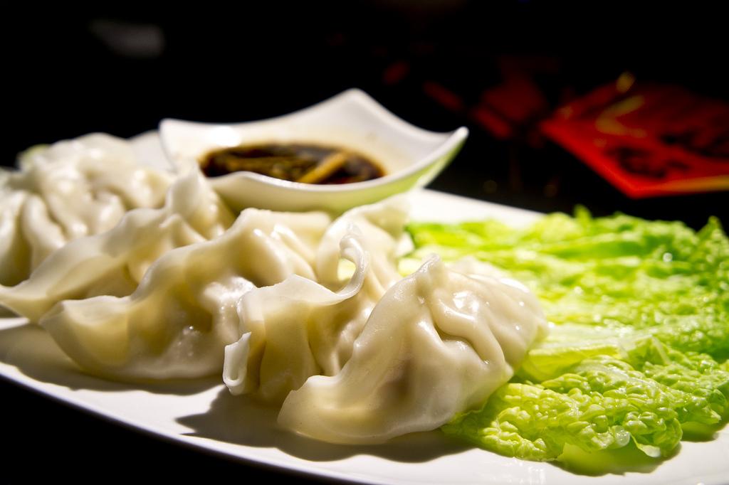 Dumpling | © Ruocaled/Flickr