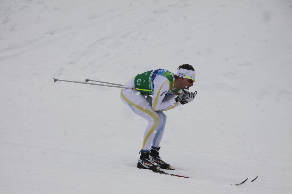 Cross Country Skiing © djtomdog_Flickr