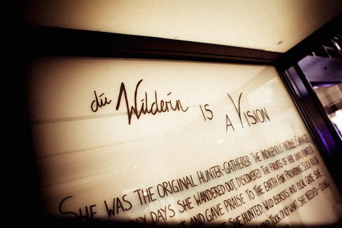 Details die Wilderin|Courtesy of die Wilderin