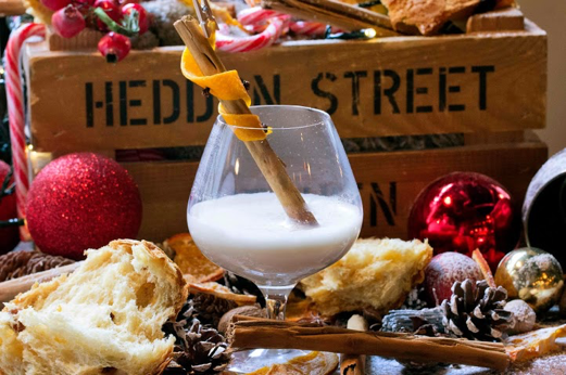 The Hot Buttered Rum   Courtesy of Heddon Street Kitchen