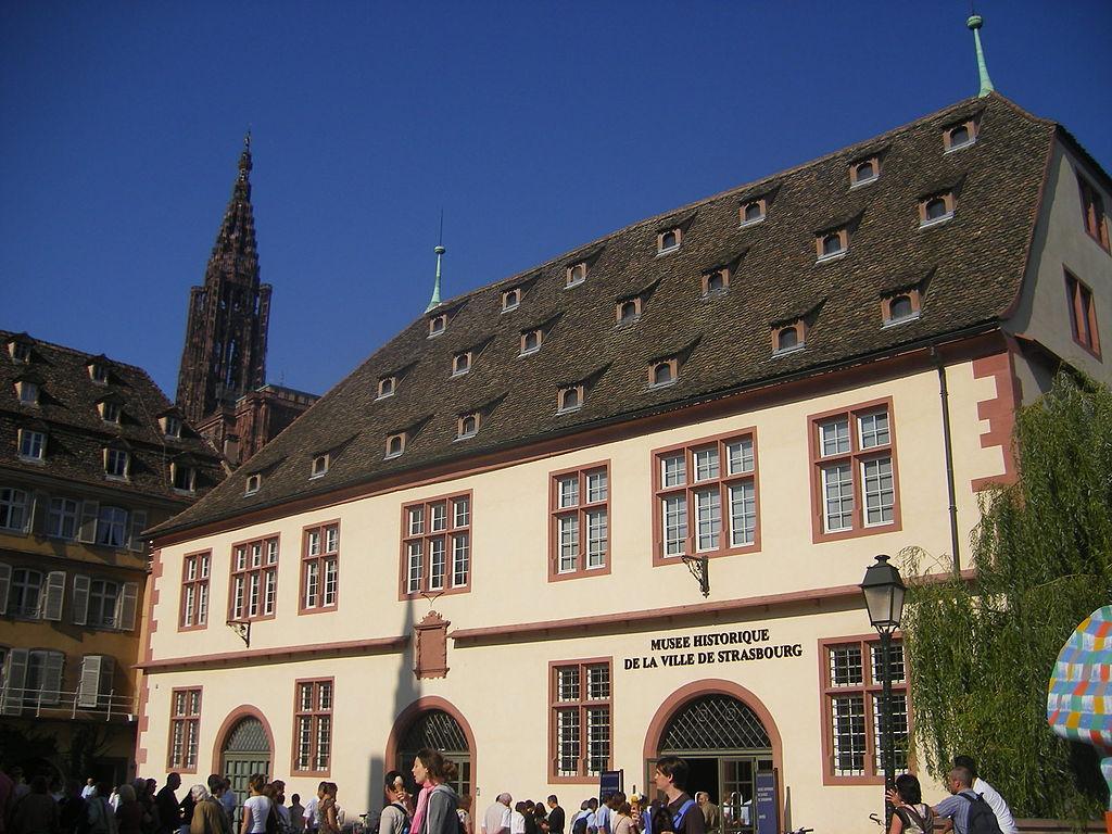 Strasbourg – Museum | ©Szeder László/WikiCommons