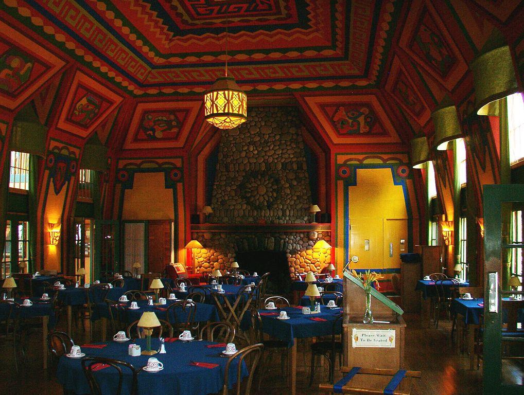 Naniboujou Lodge Restaurant | © Kablammo/WikiCommons