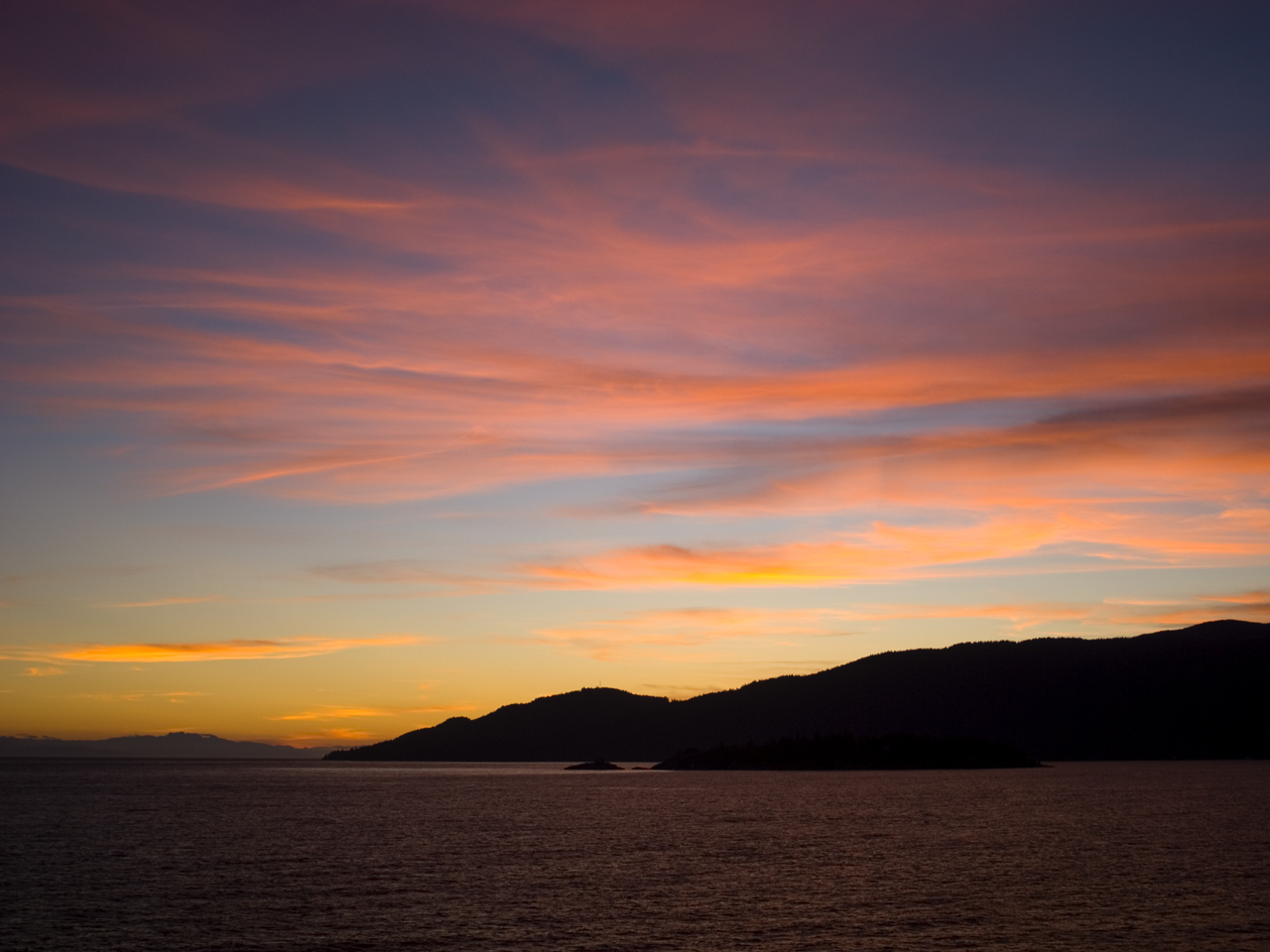 Bowen island | © pentaboxes/Flickr