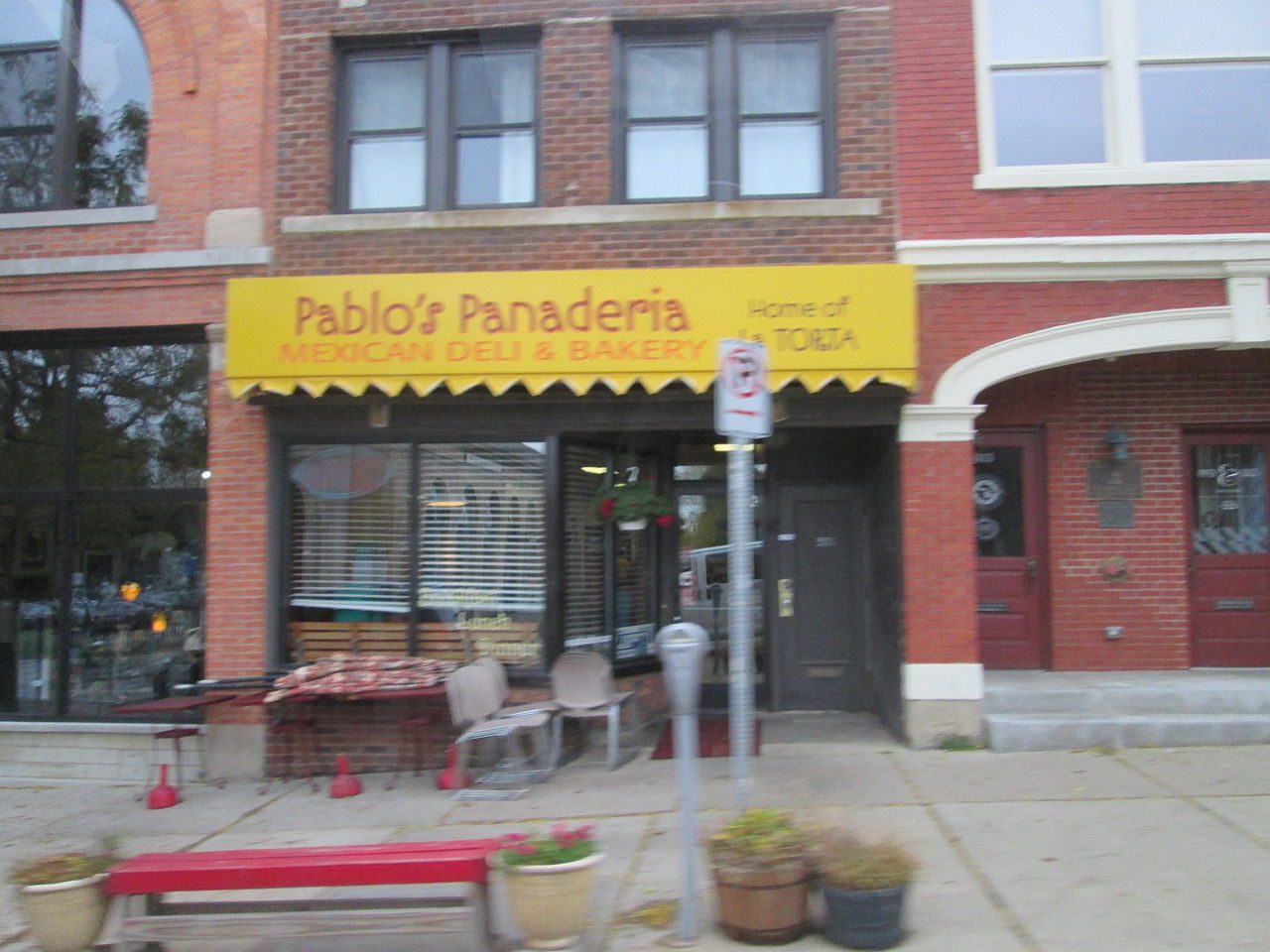Pablo's Panaderia | © Infrogmation of New Orleans/WikiCommons
