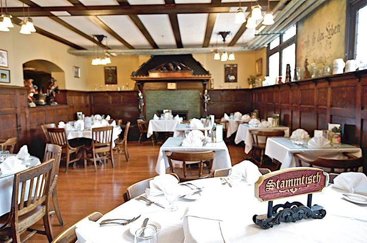 The Rathskeller dining room | Courtesy of The Rathskeller