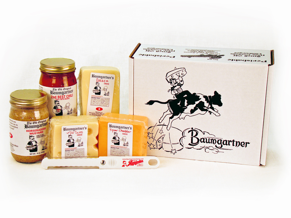 'Baumies Box' By Baumgartners Cheese Store & Tavern | Courtesy of Baumgartners Cheese Store & Tavern