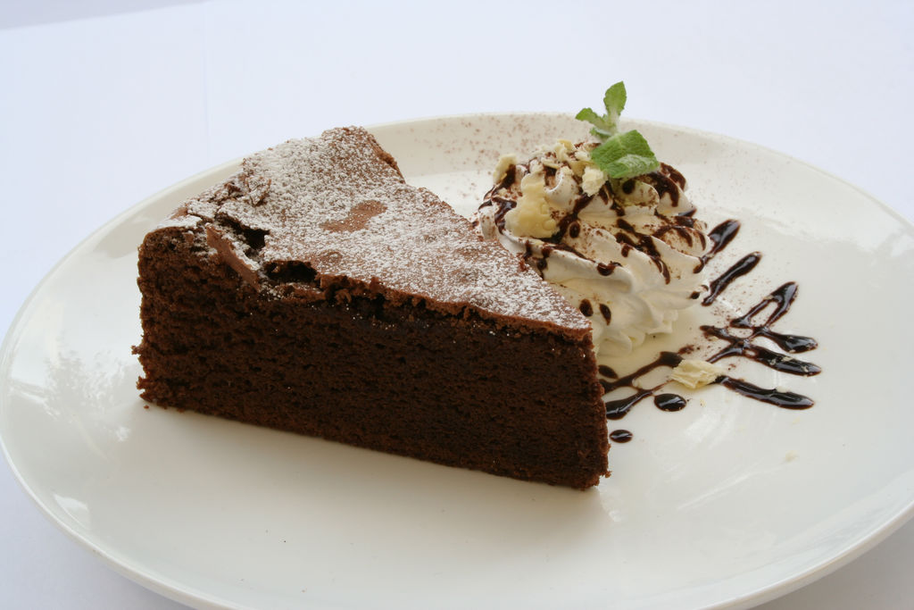 chocolate cake | © plasticpeople/Flickr