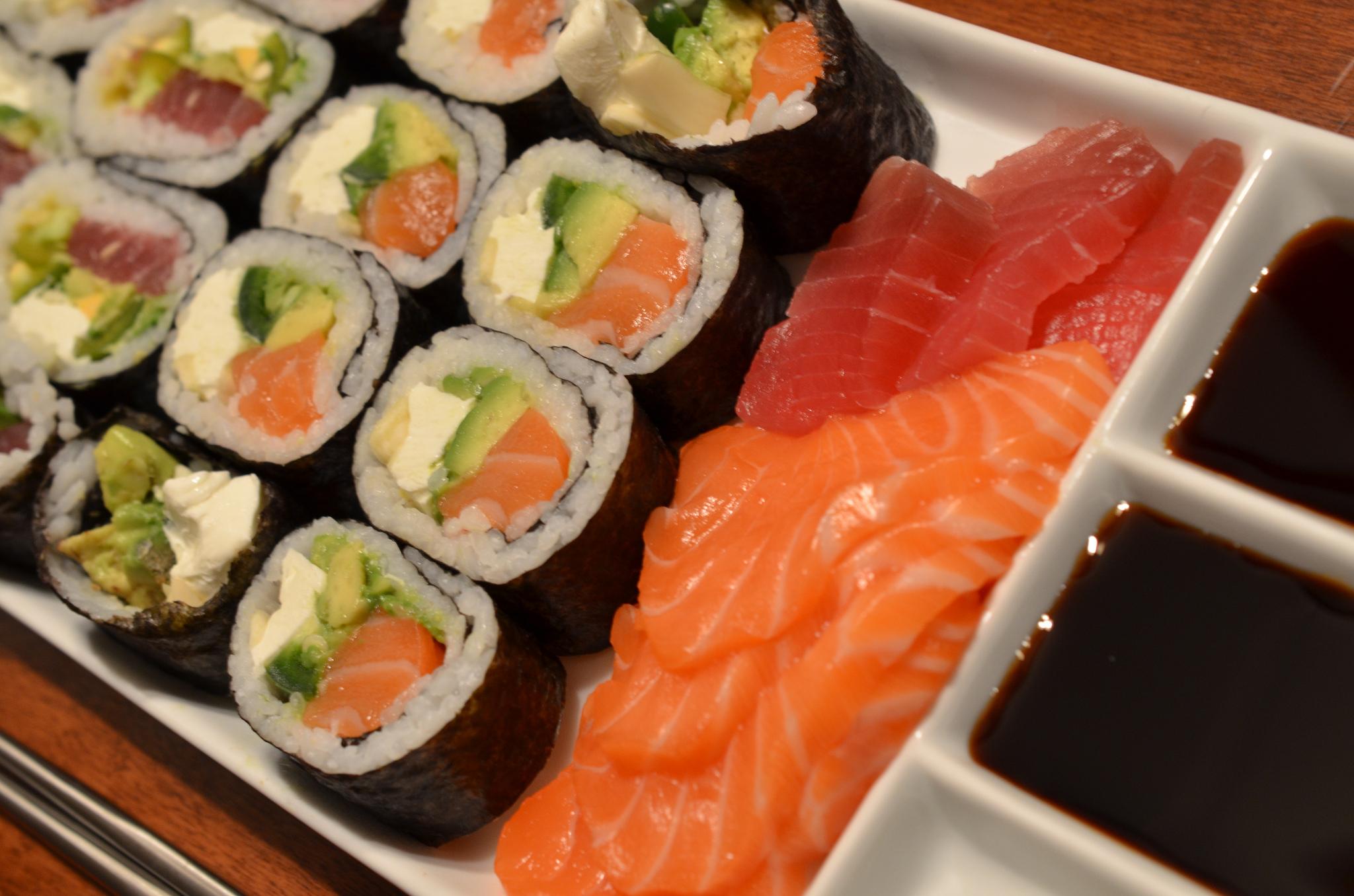 Sushi | © Michael Kappel/Flickr