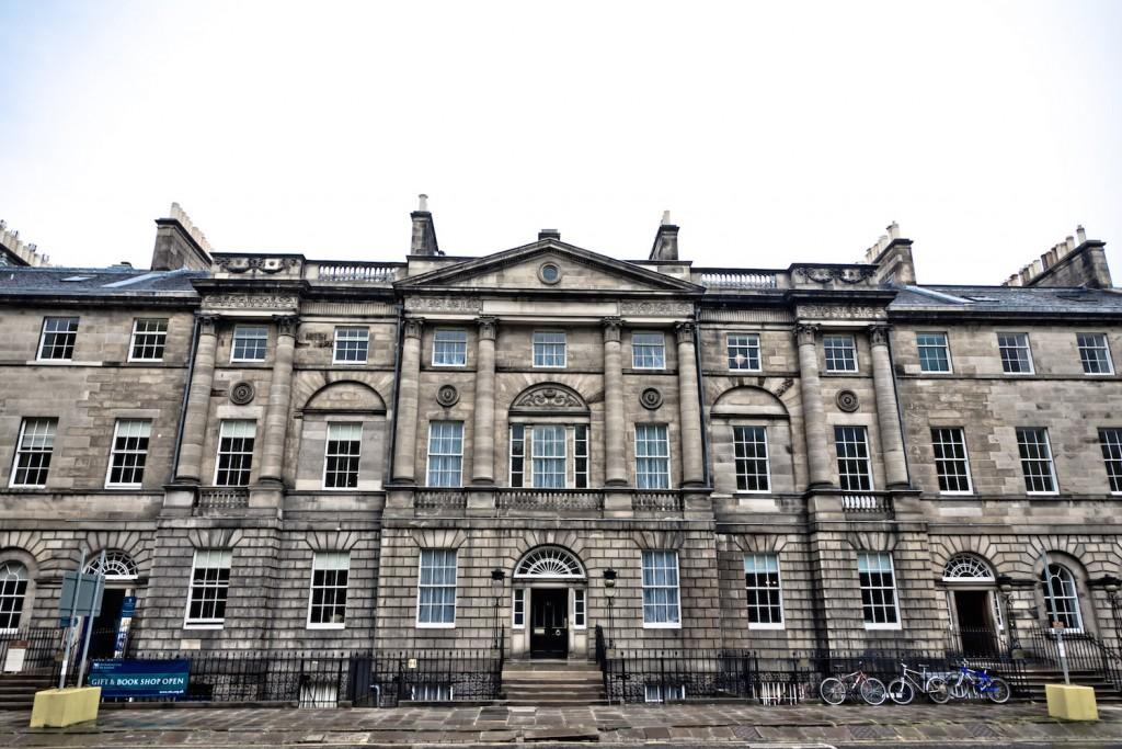 The Georgian House Edinburgh © Pelle Sten / Flickr