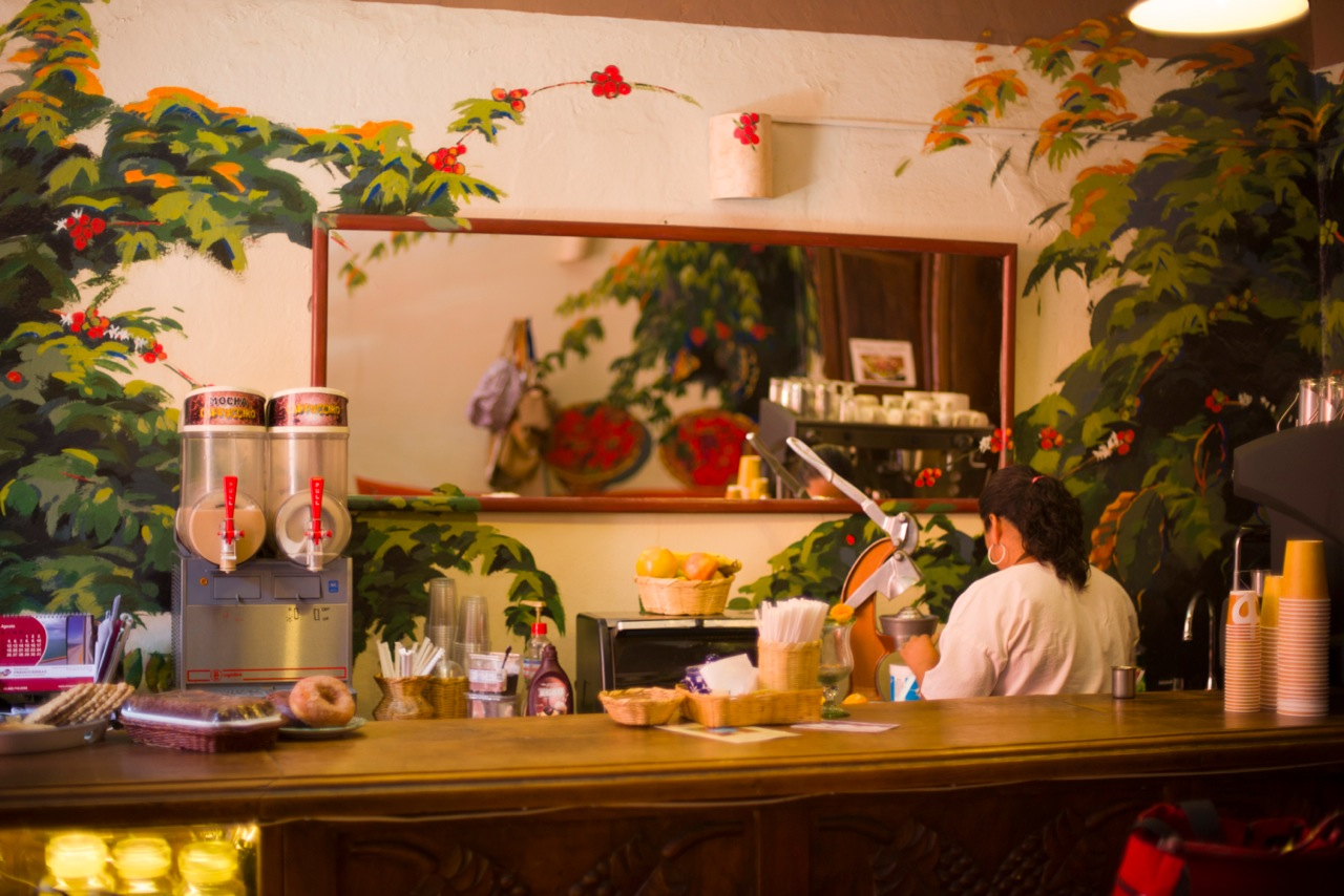 Quirky interior | courtesy of Café La Ventana