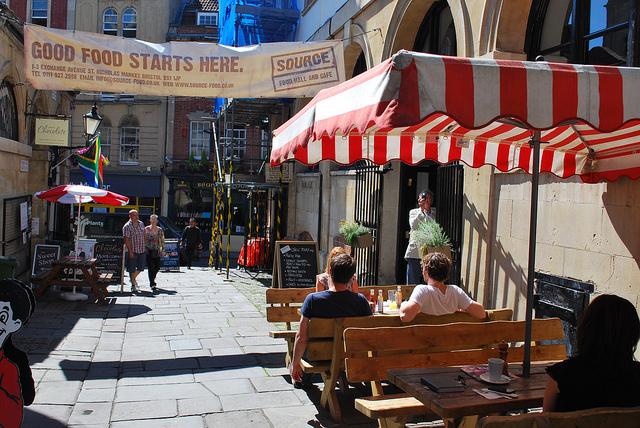 St Nicholas Market | © The Academy of Urbanism / Flickr