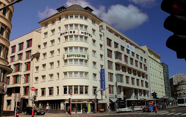 Empire Hotel Luxembourg Ville Gare April 2017 Calflier001 Flickr