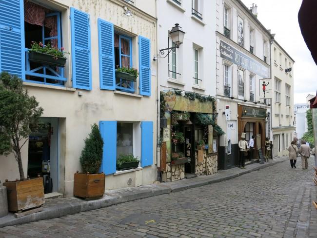 Montmartre   © ho visto niña volare/Flickr