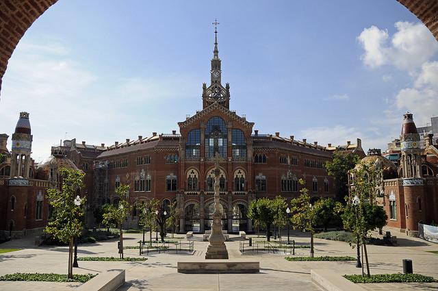 Hospital de Santa Creu i Sant Pau