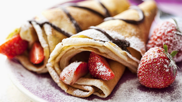 Crepes © Michael Stern/Flickr