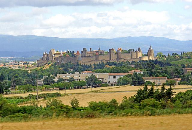 France-002097 - Carcassonne   © Dennis Jarvis/Flickr