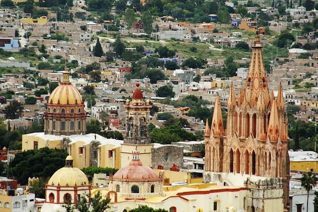 San Miguel de Allende © Esparta Palma/Flickr
