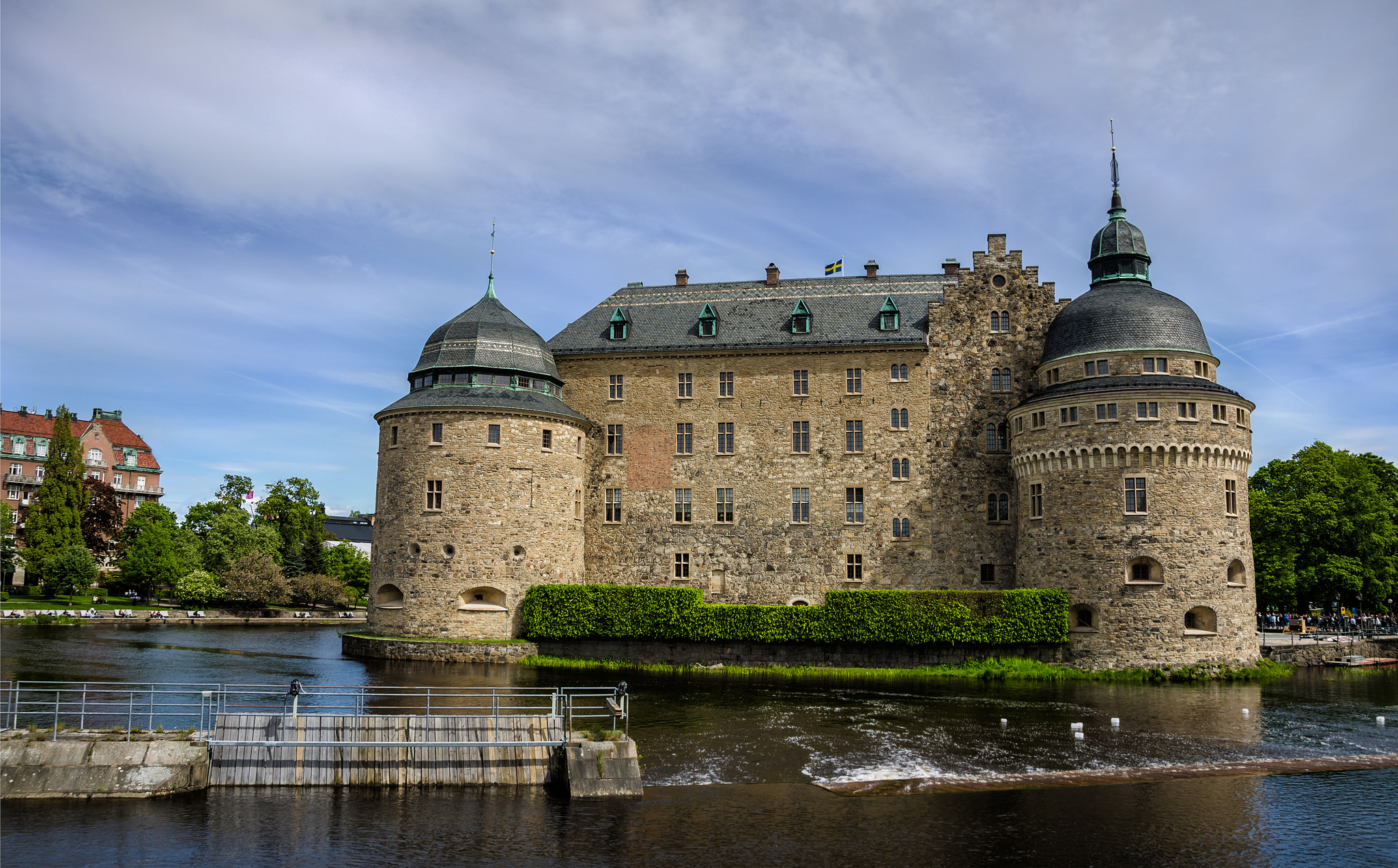 The most beautiful castles and palaces in sweden