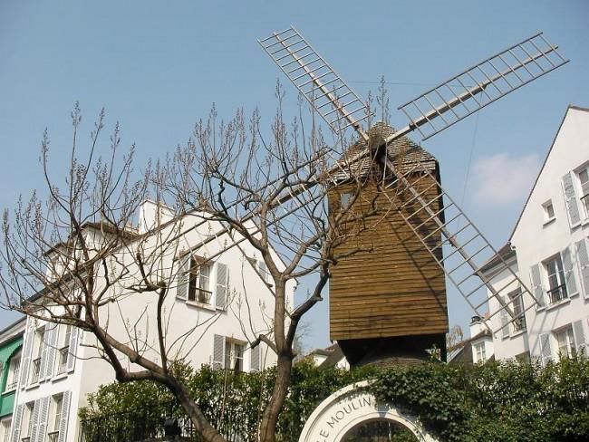 Moulin de la Galette   © Cate Sevilla/Flickr