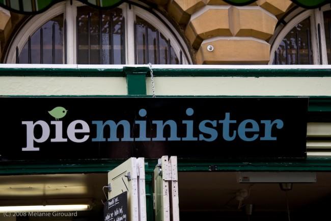 Pie Minister | © Mélanie / Flickr