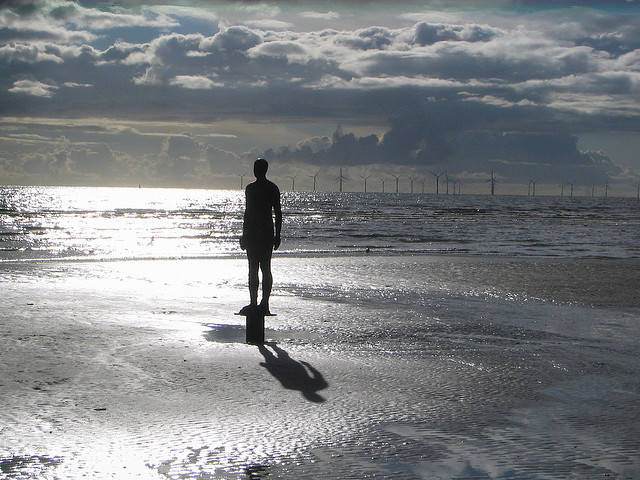 Antony Gromley, Another Place © Colin Poellot / Flickr
