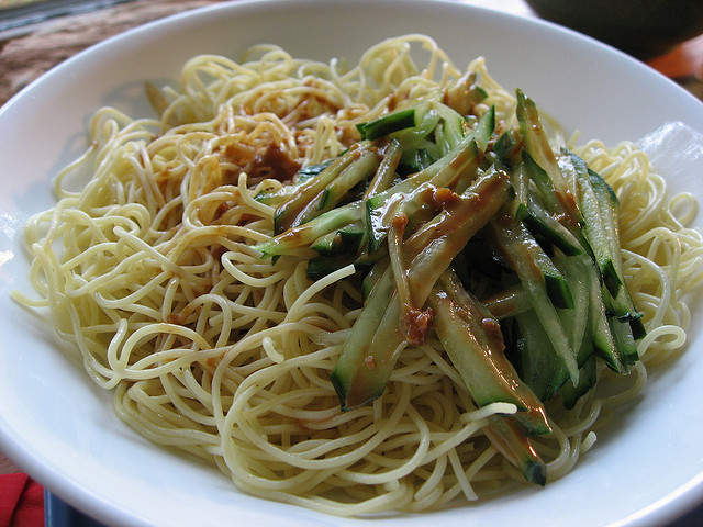 Chicken Noodle Stir Fry [ © beautifulcataya|Flickr ]