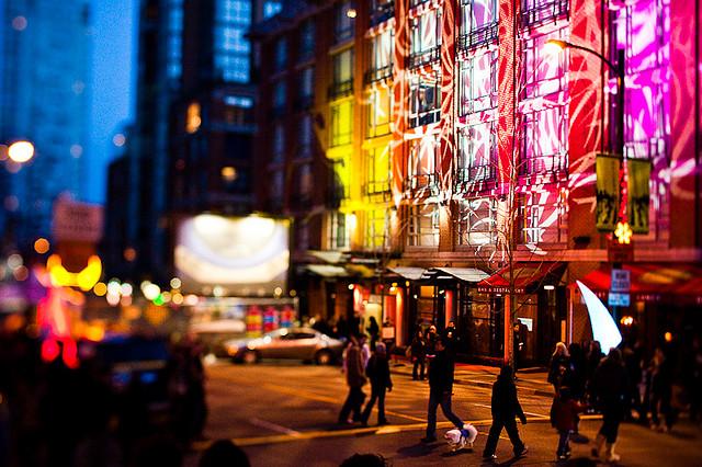 Opus Hotel| © Dan Barham/Flickr
